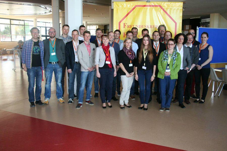Ein Wegweiser in die Zukunft: Berufsinformationstag am Schiller-Gymnasium 2014