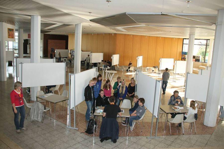 Erfolgreicher Berufsinformationstag  2012